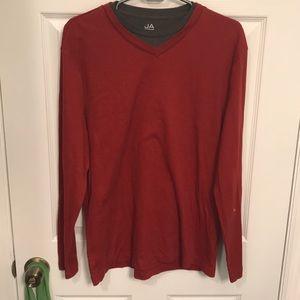 John Ashford Men's Sweater